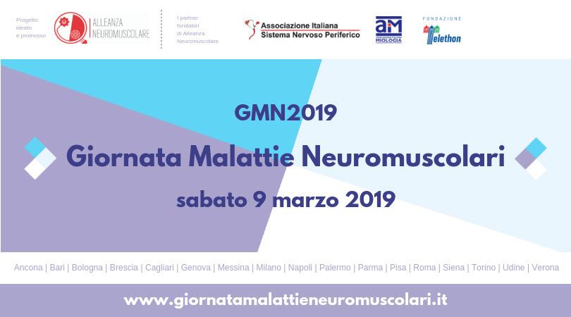 Giornata delle malattie neuromuscolari