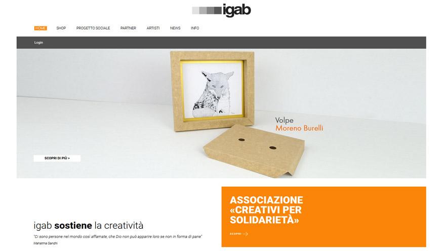 IGAB_ecommerce solidale