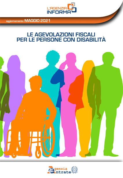 Agenzia Entrate_Guida agevolazioni fiscali persone con disabilità