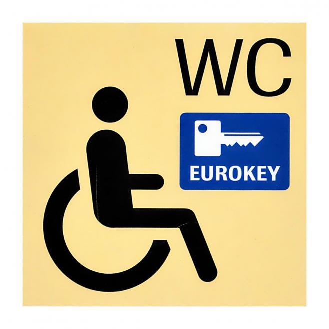 Eurokey_la chiave universale per i bagni per disabili