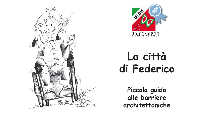 Immagine Dispensa UILDM Udine scuole primarie barriere architettoniche