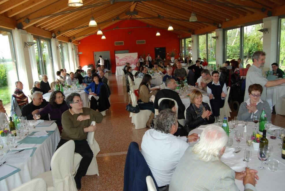 L'assemblea della UILDM di Udine