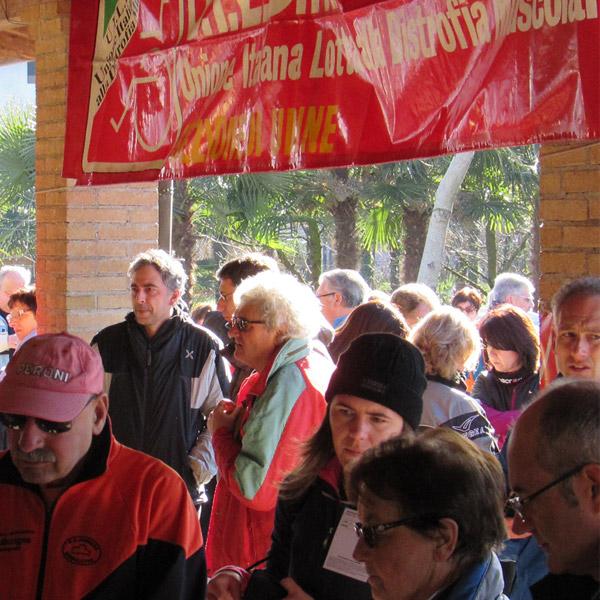 26a Marcia di Ruda per la UILDM