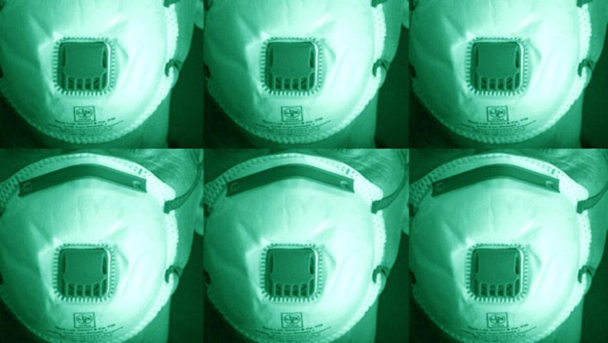 mascherine virus