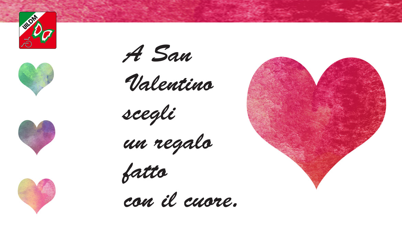 San Valentino con la UILDM