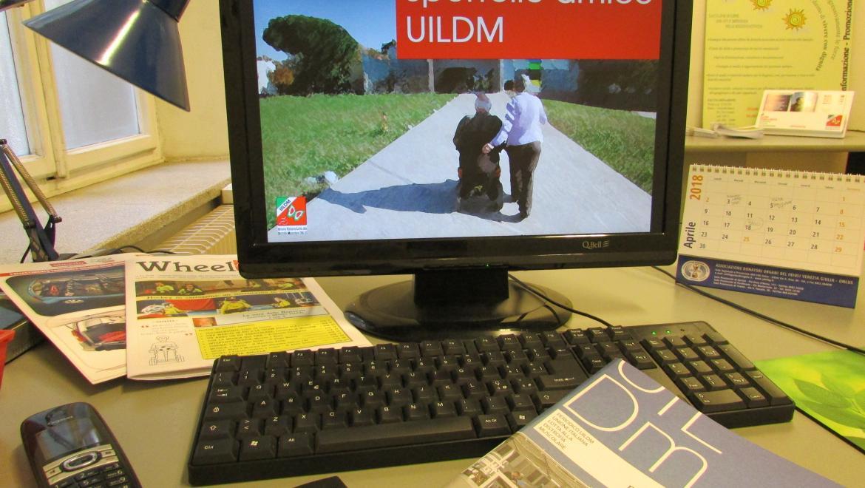 L'ufficio UILDM Udine è chiuso fino al 25 marzo