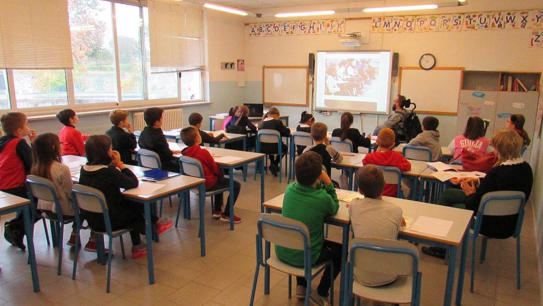 La UILDM nella scuola primaria di Pozzuolo del Friuli