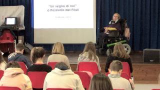 2019 UILDMUD_Laboratorio nella scuola media di Pozzuolo