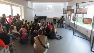 UILDM Gruppo arte educazione Villa Vicentina