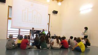 La UILDM alla scuola primaria Leopardi di Villa Vicentina