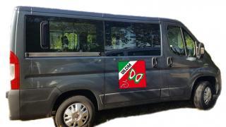 Il nuovo furgone della UILDM