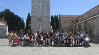 La UILDM ad Aquileia